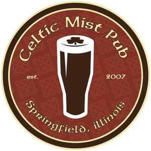 Celtic Mist Pub Logo